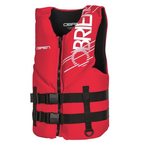 obrien-vest-traditional-red